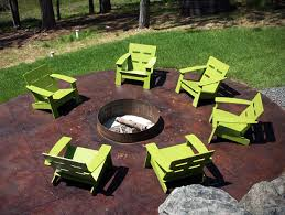 How To Freecycle And Repurpose Tutorials  Lounge Chairs Modern Outdoor Furniture Recycled