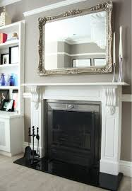 wall decor above fireplace mantel mirrors over fireplace mantels awe decoration ideas mantel wall home of