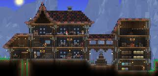 Terraria House Designs Pin By Brydjette Bockoven On Terraria Terraria House Ideas
