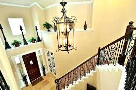 two story foyer lighting chandeliers foyer chandelier size two story foyer chandelier as well as archive