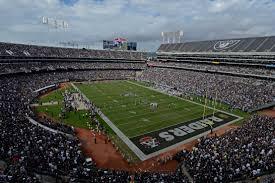 Oakland Raiders Seating Chart 2019 Oakland Raiders To Play 2019 Season At Coliseum