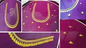 Lakshmi Rupu Blouse Designs