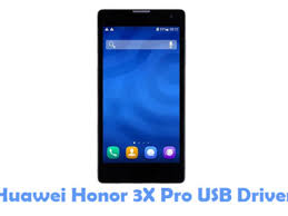 Download Huawei Honor 3X Pro USB Driver ...