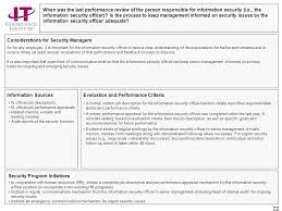 Information Security Governance—Top Actions For Security Managers ...