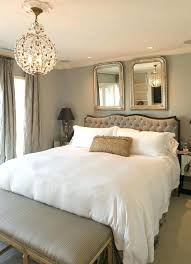 chic bedroom new bed