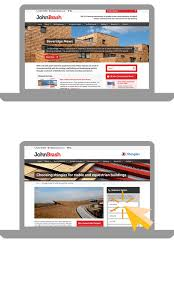 Jb Websites Website Design And Build For The Construction Industry Pauley Creative