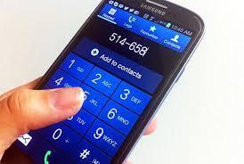 Resultado de imagen para celulares llamando