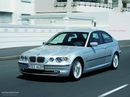 2001 Bmw 3 series compact (e46) – pictures, information and specs ...