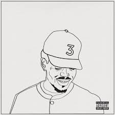 Chance The Rapper Coloring Book Cover L Duilawyerlosangeles
