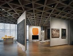 Yale University Art Gallery- Louis I. Kahn- 1951-3