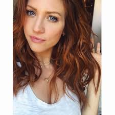 Brittany Snow S New Hair Color