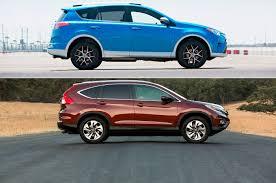 RAV4 vs. CR-V: 6 Reasons to Go Toyota and 6 More to Get the Honda