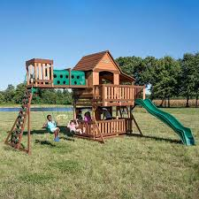 the best backyard playground equipment