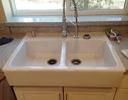 ikea apron sink. Fine Sink Making A Domsjo Kitchen Sink Legal In California With Ikea Apron