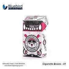 Custom Cigarette Packaging Cigarette Boxes Wholesale