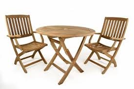 teak bistro table and chairs for stunning home wooden furniture teak patio furniture sets with unique