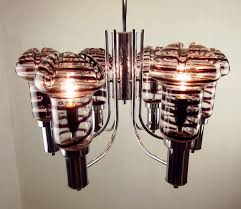esperia italian chandelier with 6 large diffusers