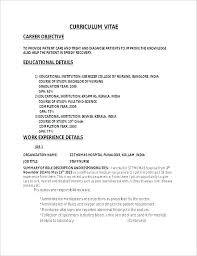 Objective For Rn Resume Resume Objectives Objective For Resume