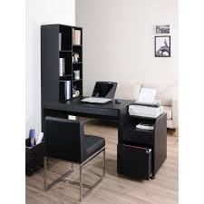 office desk with bookshelf. Black Office Desk Furniture L Shaped Desks Armani Office Desk With Bookshelf U