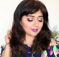 bright summer makeup using colourpop lychee