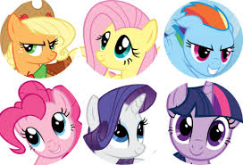 My Little Pony Personality Chart Which My Little Pony Character Are You Proprofs Quiz