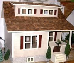 mid century modern dollhouse furniture. Modern Dollhouse Kits Rye Milled Kit Mid Century Furniture D