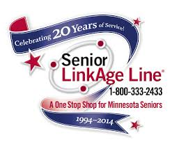mn aging senior linkage line® 20th anniversary logo to track the journey of the senior linkage line® see its 20 year timeline