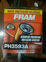 Protec Oil Filter Application Chart 2001 Honda Accord V6 Oil Filter