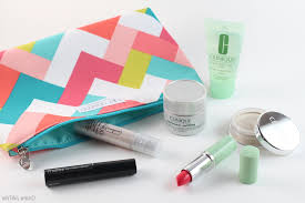 tyler dawson for clinique gift with purchase 2