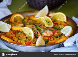 Assorted Seafood Cafe Canary Islands ...
