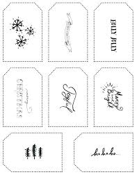 Gift Tag Template Free Printable Gift Tag Tags Templates Free Download After