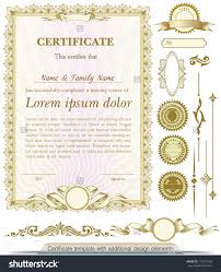 certificate template pages workshop certificate template best certificate design format pages