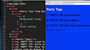 Learn HTML — CSS Code for Absolute Beginners   DAY 4 - YouTube