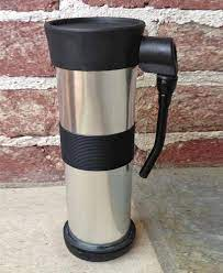 Who cares, though, it's a great idea. There S Now A Telescoping Coffee Mug That Extends Out To Become A Bong