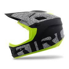 Giro Cipher Full Face Mtb Helmet Matt Black Lime 170 99