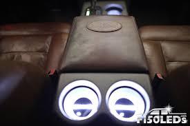 2005 F150 Interior Lights 2004 08 F150 Led Cup Holder Coasters F150leds Com