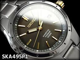 17 best ideas about seiko titanium seiko watches best quality watches seiko men s kinetic titanium ska495p1 £204 99
