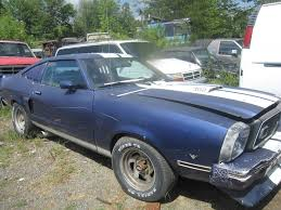 Would this 1978 Mustang II be a good restoration project? - Ford ...