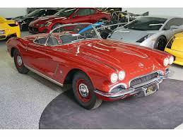 1962 Chevrolet Corvette | Car Design Vehicle 2017
