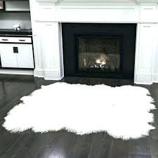 sheepskin rug costco impressive faux area rugs image gallery of decorating ideas 28