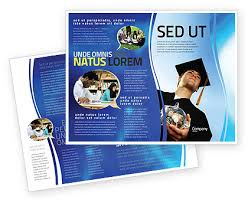 Education Brochure Templates Paid Education Brochure Template Design And Layout Download