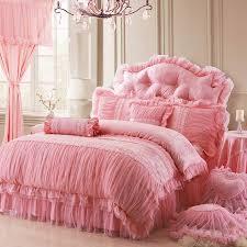 pink comforter queen size