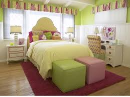50 Bedroom Decorating Ideas for Teen Girls Bedrooms Pink yellow
