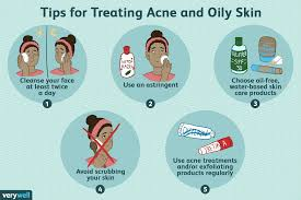 treating acne and oily skin