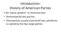 history united states history since american political 3 introduction