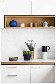 Geometric tile can be as bold or as subtle as you want it to be ...