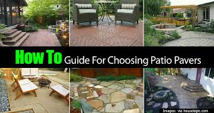 Backyard Paver Designs Inspiration Patio Pavers How To Create A Beautiful Patio With Pavers