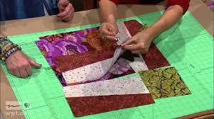 Sew Big Quilt Blocks (Part 2 of 2) - SEWING WITH NANCY   Tutorials ... & Sew Big Quilt Blocks (Part 2 of 2) - SEWING WITH NANCY Adamdwight.com