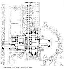 zimmerman house plan luxury frank lloyd wright houseplans floor plans ennis house plan home