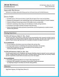 Job Description Of A Bartender For Resume Bartender Resume Sample Examples Job Description For On Image 41